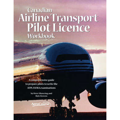 Canadian ATPL Workbook 5th edition